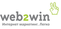 Web2Win logo