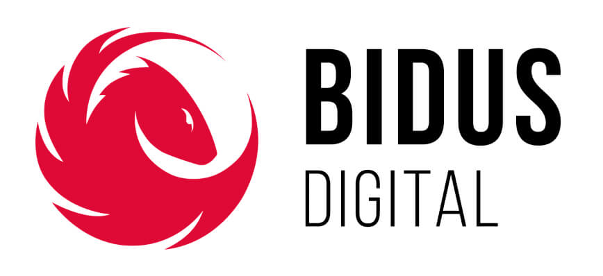 Разработка сайта BIDUS DIGITAL